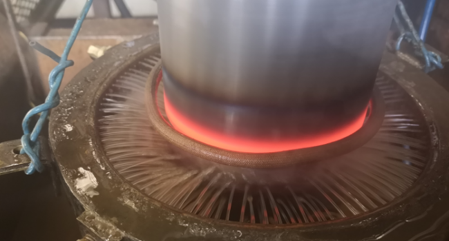 Induction Hardening